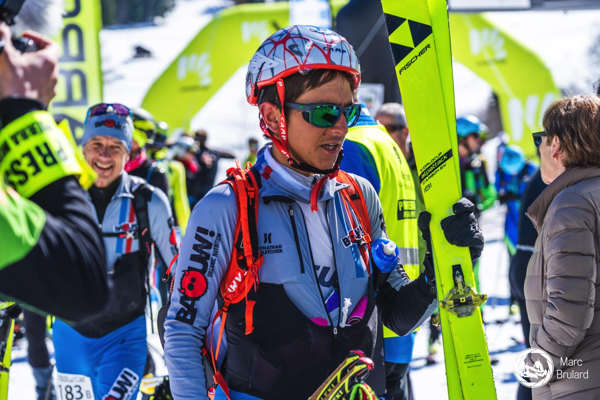 Xavier Thévenard ski-alpinisme