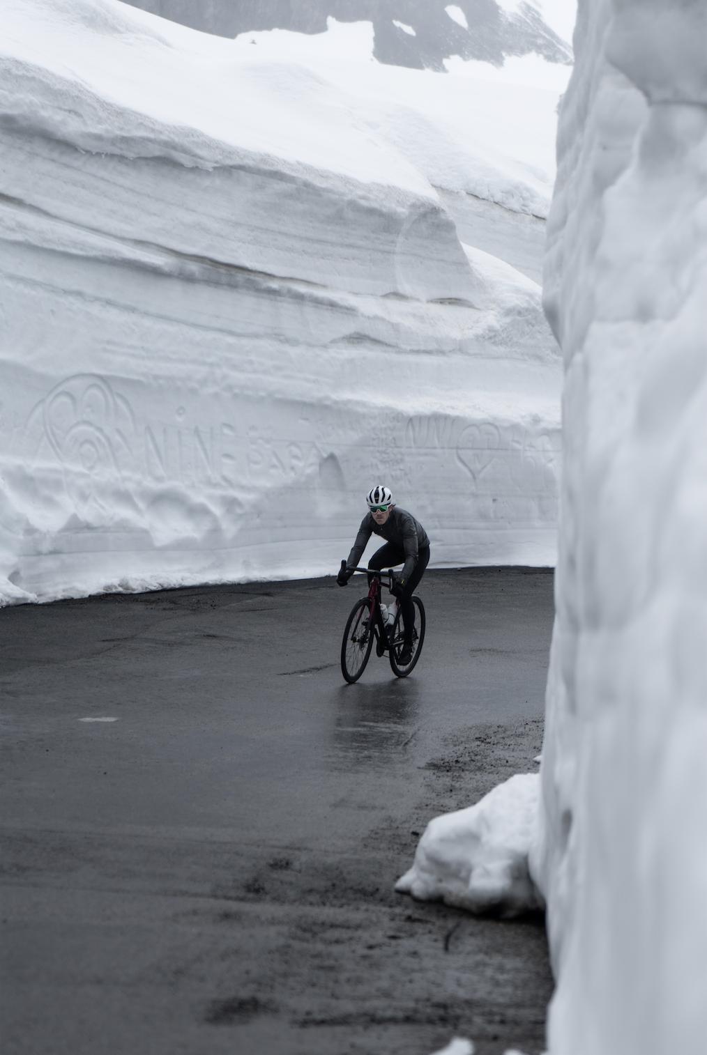 Cyclisme entrainement hiver